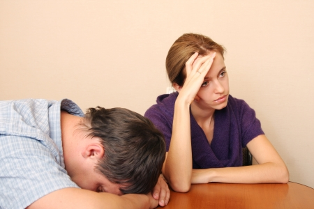 infidelity: Conflict in family 5