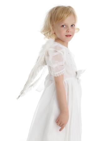 baby angel: Bambino con le ali di un angelo