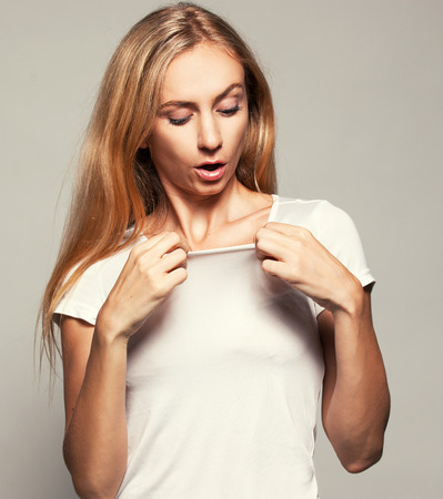 Kleine brust