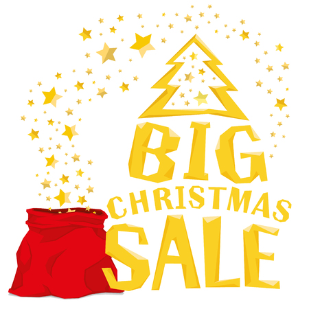 best buy: Full Santa Claus bag with big christmas sale.