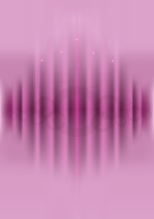 crimson: Transparent rings and stripes on a crimson background  Background