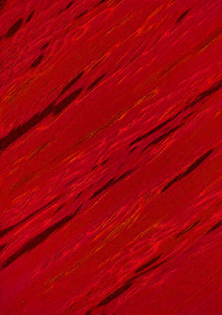 fluted: Bright background red shades with fluted texture covered colored flecked Stock Photo
