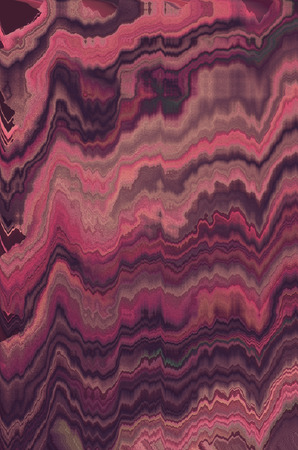 harmonic: Abstract textured harmonic zigzag background off inky purple to dark pink shades