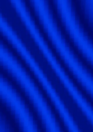 vibrating: Abstract textured wavy background mosaic of squares�blue shades