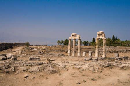 hierapolis: hierapolis Stock Photo