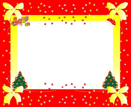 background festive red color