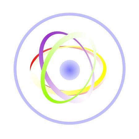Abstraction, vector Stock Illustratie