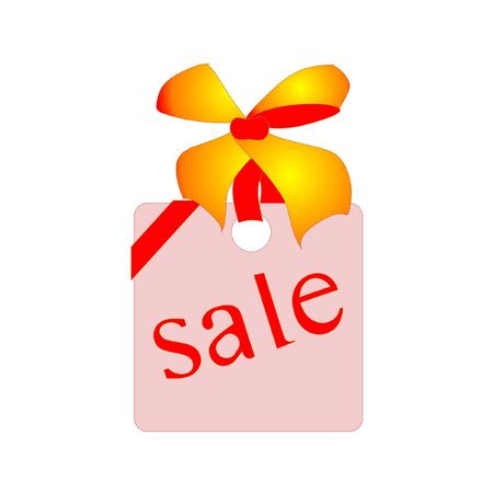 favorable: sale, pink label