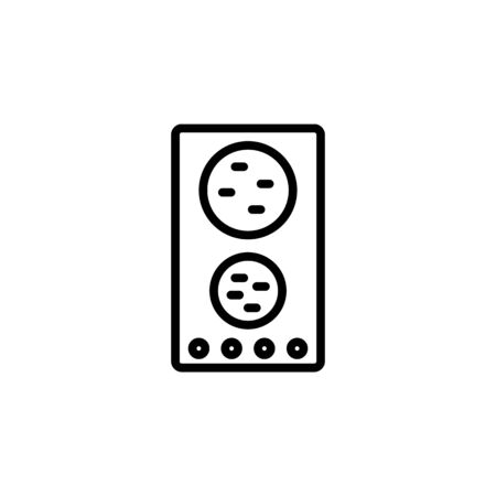 speaker icon. Perfect for application, web, logo and presentation template. icon design line style Illustration