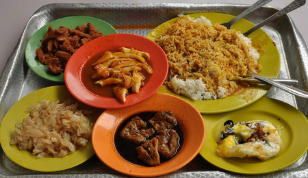 hawker: The taste of Singapores hawker food