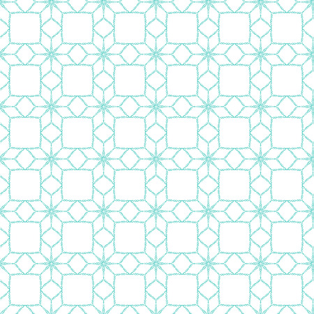 fanciful: Endless design. Wallpaper in the form of a blue bars on a white background. Illustration