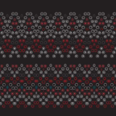 Lacy Borders Ornamental Patterns Vector Texture An Openwork