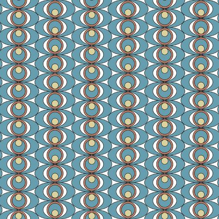 periphery: Mathematical monochrome vector pattern. Vector monochrome geometric ornaments for wallpaper, pattern fills, web page background,surface textures.