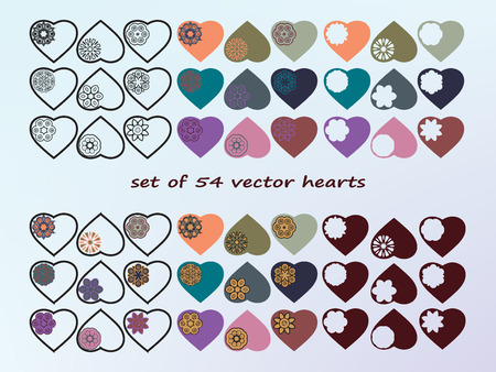 february 14: For Valentines Day February 14 - Valentines heart. Vector illustration for decoration postcards, congratulations, declarations of love, invitations for visits. Illustration