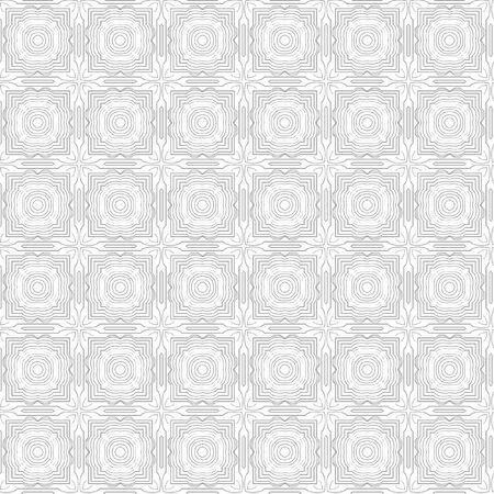 elegant white: Monochrome elegant seamless pattern in black and white. Vector seamless geometric pattern in a contrasting black and white tones. Monochrome ornamental pattern for background.