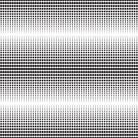 horizontal lines: Horizontal lines pattern, vector seamless background, black and white texture. Geometric horizontal pattern.  Decorative items to decorate your work. Illustration
