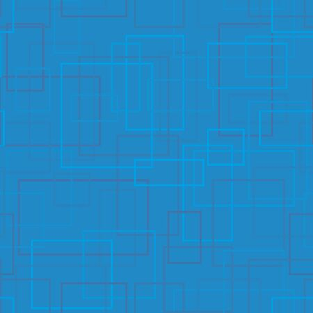 mondrian: Seamless pattern of colored rectangles