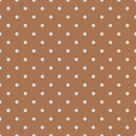 ordered: Abstract vector seamless polka dot background. Seamless pattern of circles ordered. Picture in shades of brown. Picture in shades of brown. Picture for clothes, linen, wrapping paper, paper craft