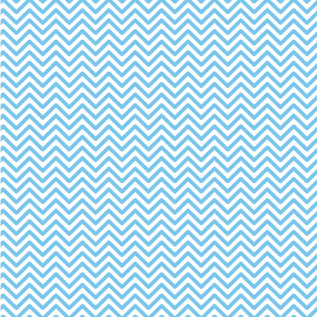crankle: Seamless zigzag pattern of parallel lines. Geometric wave. Seamless background with blue stripes in zigzag Illustration