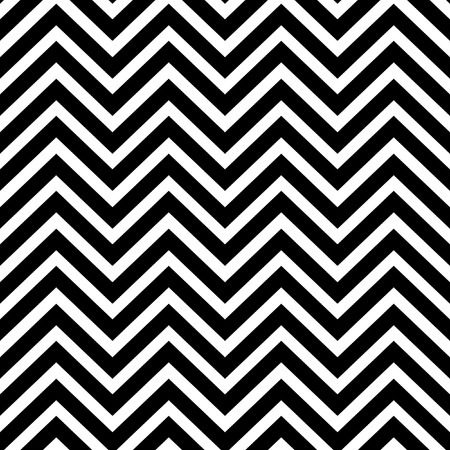 crankle: Seamless zigzag pattern of parallel lines. Geometric wave. Seamless background with horizontal black stripes in zigzag