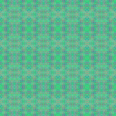 Seamless abstract pattern of colorful translucent circles