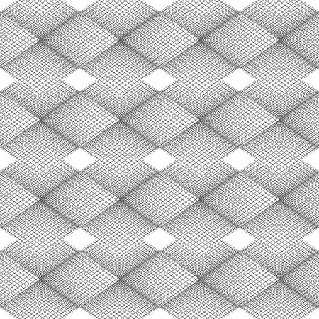 Seamless pattern. Vector abstract background. Fine neutral structure