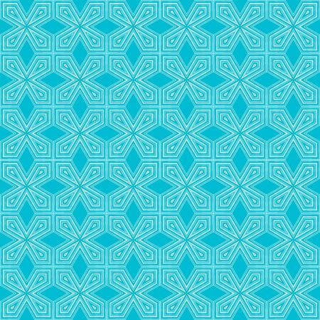 Stylish abstract geometric grunge grating pattern. Seamless vector background. Hipster style
