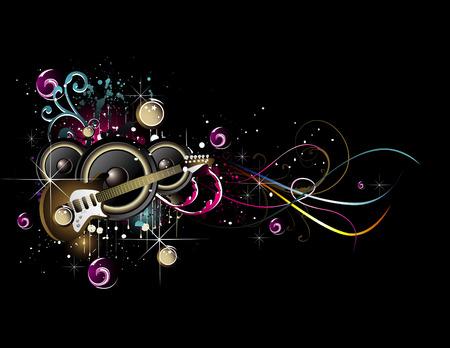 afbeelding van vector muziek