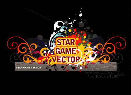 background illustration Stock Vector - 8647102