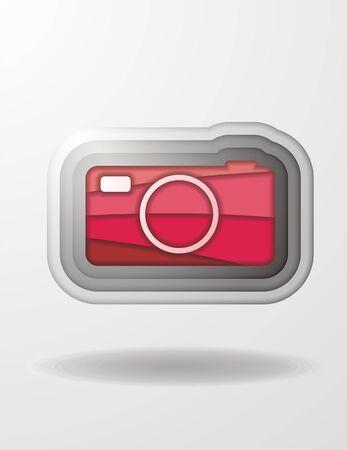 camra: camra icon Illustration