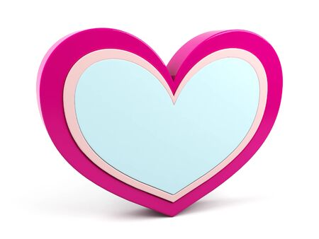 heart for text  Stock Photo - 15103348