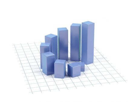 Business diagram. photo