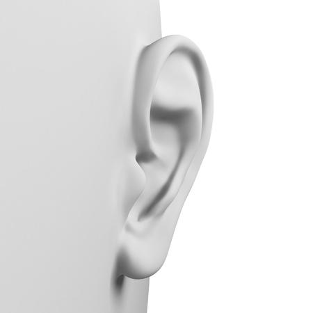 hears: 3d ear