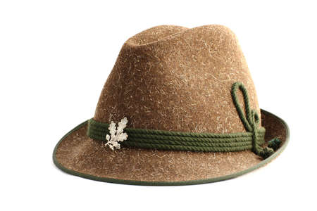 Hunting Gear - Old Traditional Wool Hat And Game Call For Foxes ... 5decb973108f