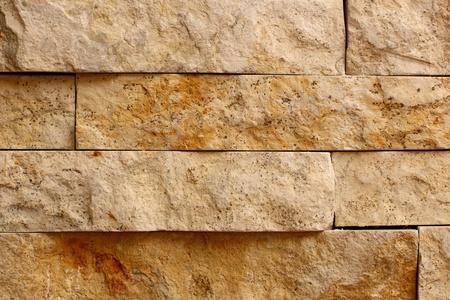 Steinmetzarbeiten Textur auf einem Kamin gefunden Standard-Bild - 13244978