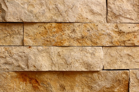 stone masonry work texture found at a fireplace  photo
