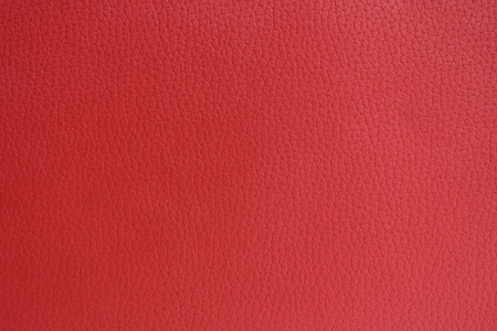 hard red leather book cover  texture background Stock Photo