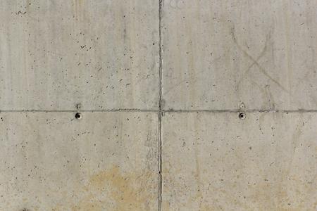 sketchy armerad betong textur hittades nära en bergsväg Stockfoto