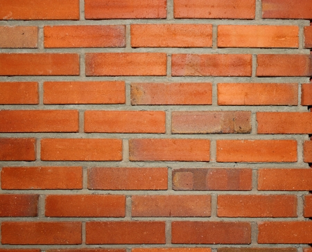 red brick wall texture at the interior Stock Photo - 14006977