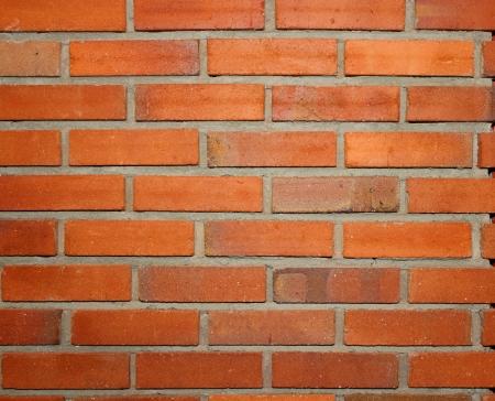 red brick wall texture at the interior Stock Photo - 14006977
