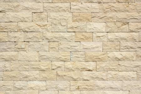 konsistens av rektangel brickor av vit sten Stockfoto