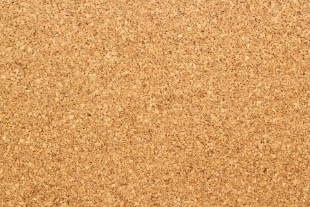 cork board: brown textured cork - closeup