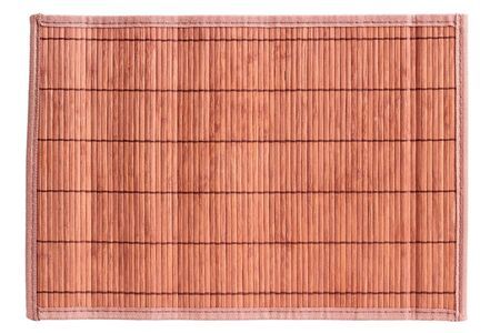 brown table rug - background for menu Stock Photo - 18181484