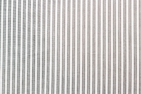 striped band: material form a shirt - black and white fabric