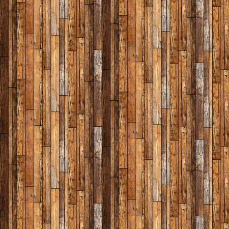 vintage textured mahogany wood parquet, parallel montage photo
