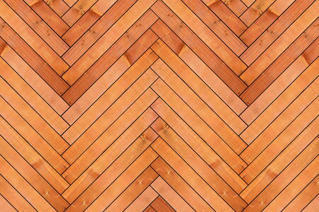 pattern of wood parquet design formed from beige old timber Stock Photo - 23893255