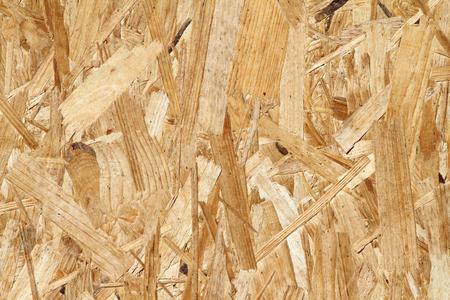osb 志向のシームレスなテクスチャ ストランド ボード、エンジニア リングの木製品