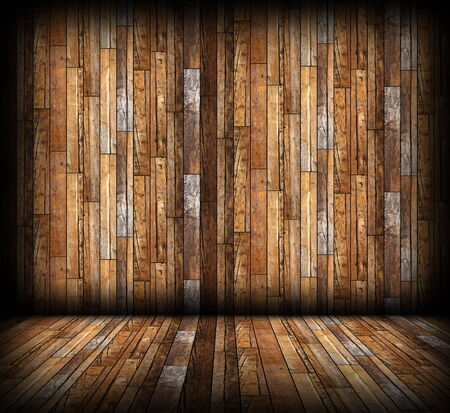 wood boards finishing on indoor background ready for your design, architectural empty backdrop photo