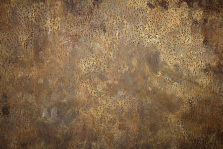 corrode: rusty metal background, real texture for your design