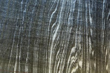 texture of mineral wall in salt mine, underground image Stock Photo